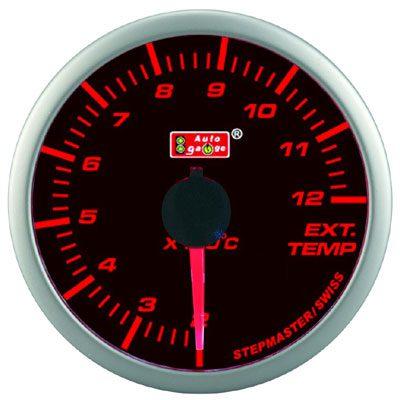 60mm – Exhaust – Temp – Gauge
