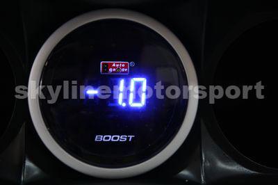 52mm Boost Digital Blue LED