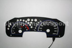 Toyota Vios 03-06 Euro R El Meter