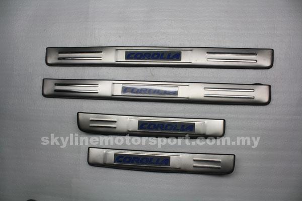 Toyota Altis 01-06 door step EL light