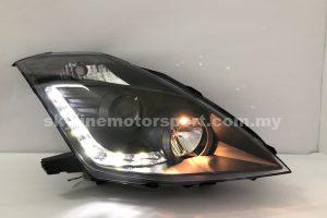 Nissan Fairlady 350Z 03-05 Projector H/L DRL LED Black (D2S)