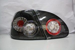 Toyota Altis 01-03 Tail Lamp LED (Black)