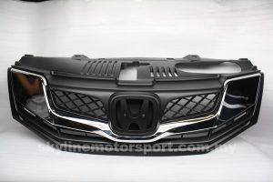 Honda City 12-13 Modulo Grille ABS Taiwan
