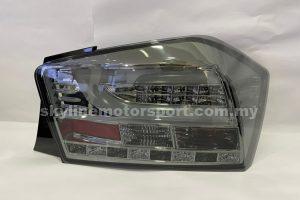 Honda City 12-13 LED T/L Smoke