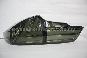 Honda City 14-15 Led T-L Light Bar Smoke