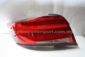 Toyota Vios 14-15 LED T-L Light Bar R/C