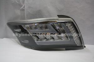 Toyota Vios 14-15 Led T-L Light Bar Black