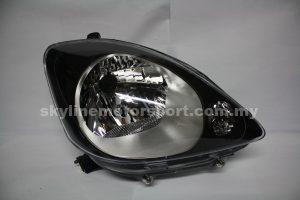 Perodua Viva H-L Crystal Black