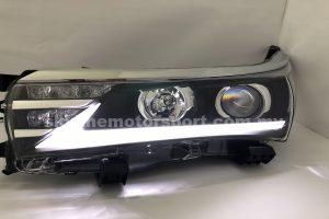 Toyota Altis 14-16 Projector H/L DRL LED Light Bar Black