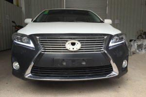 Toyota Altis 10-13 Lexus Style Front Bumper Material PP Black