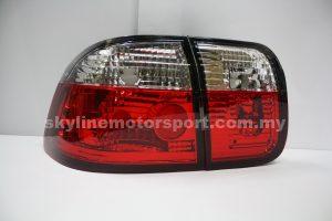 Honda Civic EK 4Dr 96-98 Crystal T-L R/C