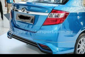 Perodua Bezza Rear Spoiler ABS Made In Malaysia
