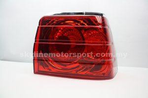 Proton Saga,Iswara Aeroback T-L Red