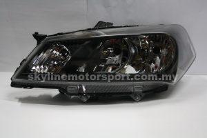 Proton Saga FLX Crystal H-L Black