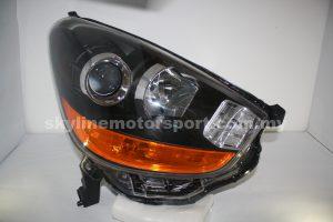 Perodua Myvi 11-15 Projector H/L Black