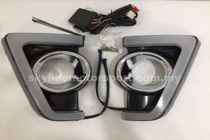 Perodua Axia SE 14-16 DRL LED W/Signal Light Function