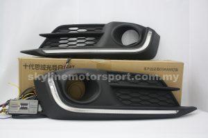 Honda Civic 16-17 DRL Led W/Signal Light Function