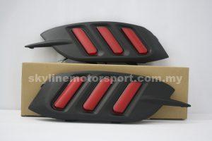 Honda Civic 16-17 Read Led Bumper Lamp