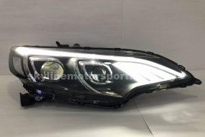 Honda Jazz 14-17 Projector H/L DRL LED Black (WSRF)