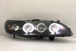 Honda Accord 99-02 Projector H/L Led Ring