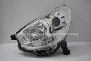 Perodua Myvi 11-15 Projector H-L Chromed