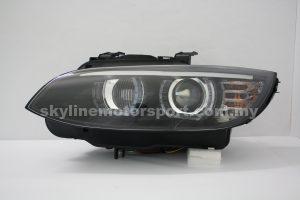 Bmw E92/93 07-10 2Dr Projector H/L DRL LED Black(D1S)