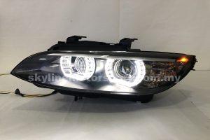 BMW E92/93 07-10 2Dr Projector H/L DRL LED Black (D1S)