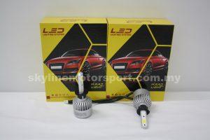 Led Head Light H1 6000LM