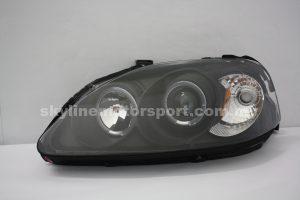 Honda Civic S21 Ek 99-00 Projector H/L LED Ring Black