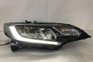 Honda Jazz RS 14-18 LED H/L Style DRL Black (LED)