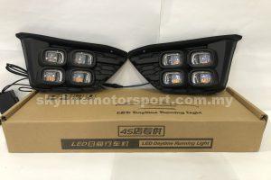 Honda Jazz GK 14-16 DRL LED