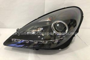 Mercedes Benz SLK 04-11 Projector H/L DRL LED (H7) Black