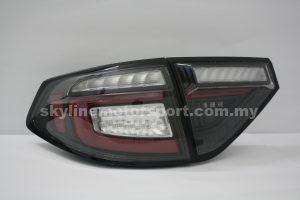 Subaru Impreza GRF/GRB 07-13 LED T/L Light Bar Black