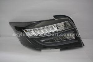 Toyota Vios 14-18 LED T/L Light Bar Black