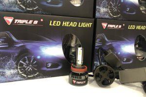 Triple S LED Head Light Bulb H11/H8 6000K