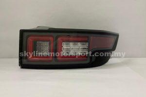 Range Rover Evoque 12-Up LED T/L Black (WSRF)