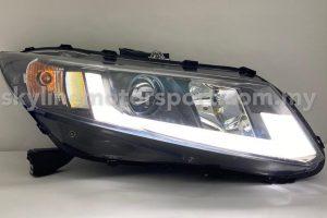 Honda Civic FB 12-15 Projector H/L DRL LED Black