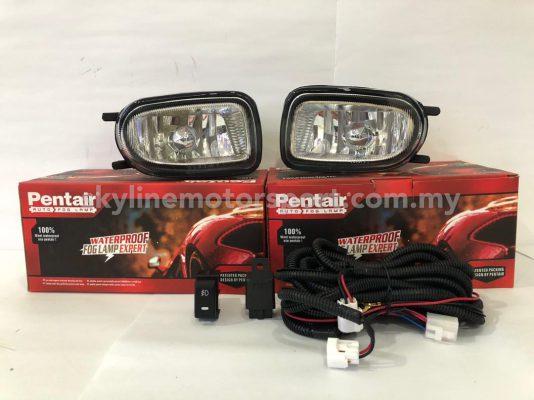 Nissan Sentra 01-03 Fog Lamp