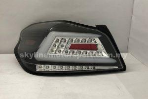Subaru Impreza WRX STI VAG/VAB 4D 15-19 LED T/L Light Bar Black
