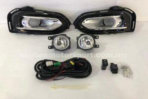 Honda Jazz GK 17-19 Hybrid L Fog Lamp