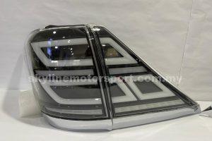 Toyota Alphard/Vellfire 08-14 LED T/L Light Bar Black V2(WSRF)