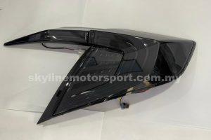 Honda Civic FC 16-20 LED T/L Light Bar Smoke