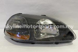 Honda Civic EK 96-98 H/L Black