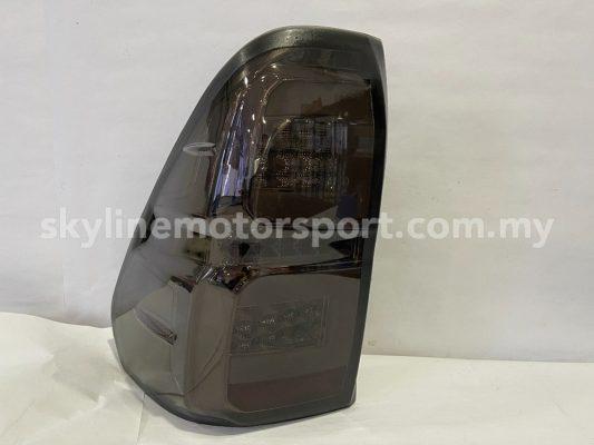 Toyota Hilux Revo 15-20 LED T/L Light Bar Smoke (WSRF)