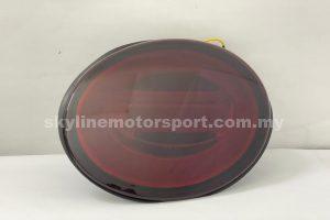 Volkswagen Beetle 98-05 LED T/L Light Bar Dark Red (WSRF)