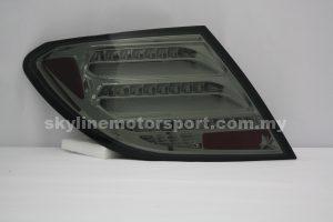 Mercedes Benz C-Class W204 07-10 LED T/L Light Bar Smoke (WSRF)