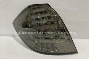Honda Jazz/Fit GE 08-13 LED T/L Bar Line Smoke