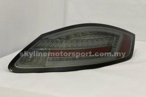 Porsche 987 Cayman 04-08 LED T/L Light Bar Smoke