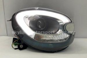Mini Countryman R60 10-16 Projector H/L DRL LED (H9) Black