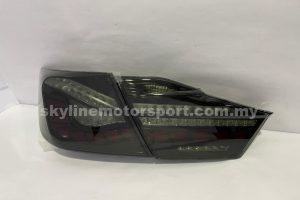 Toyota Camry 12-14 LED T/L Dragon Bar Dark Black (WSRF)